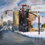 24th Street Ogden Beauty of Utah Landscape