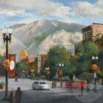 25th Street East Beauty of Utah