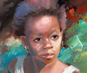 Banner for African Art Series