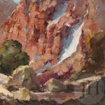 Cliff Face Utah