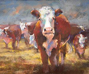 Cattle Art Series
