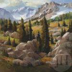 Rocky Mountain Beauty of Utah