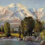 ben lomond beauty of utah landscape