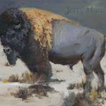 Buffalo II by Jerry Hancock