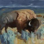 Buffalo IV by Jerry Hancock