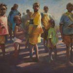 Portrait of Children in Africa