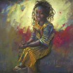 School Girl in Africa